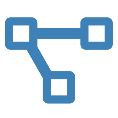 Networking Collaboration Icon